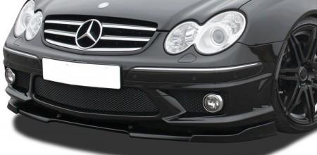 Imagens Lip frontal Mercedes CLk W209 AMG 63