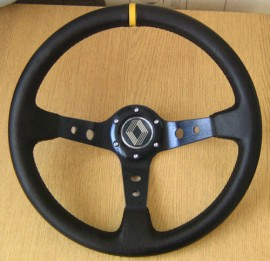 Imagens Volante de Competição Renault