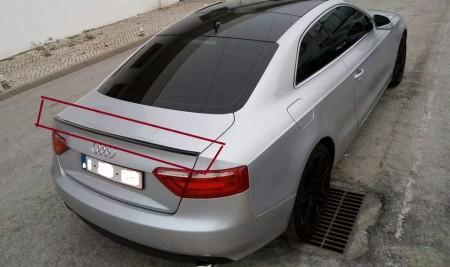 Aileron Audi A5 S-Line Coupe