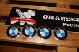 Imagens Centros de Jantes BMW em 3D  65mm