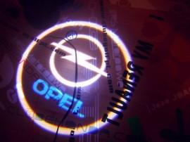 Laser Logo Projector Opel