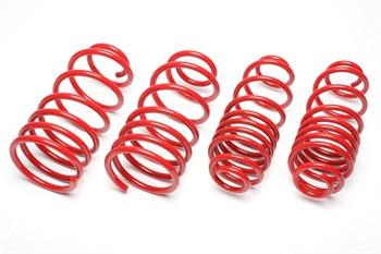 Imagens Molas de Rebaixamento Ta-Technix Seat Ibiza 6L VA Last: 890 - 955kg HA Last: 810kg  45/45mm
