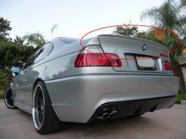 Aileron/Spoiler BMW E46 Coupe M