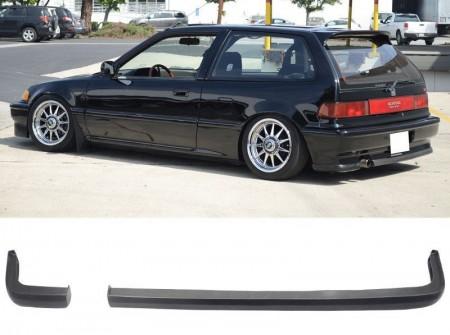 Imagens Lip traseiro Honda Civic EF 88-91