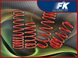 Molas de Rebaixamento FK Vw Polo 6R   55/40mm