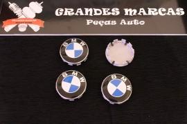 Imagens Centros de Jantes BMW 68mm