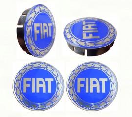 Imagens Centros de Jantes Fiat 55/52mm