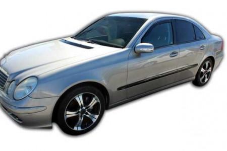 Imagens Chuventos Mercedes E-Class W211 Sedan