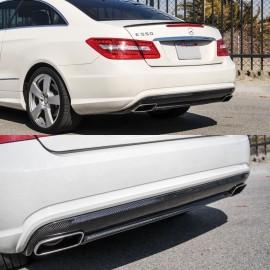Imagens Difusor Mercedes Class-E W207 Fibra de carbono