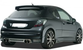 Imagens Difusor Peugeot 207 dupla saida