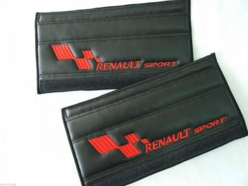 Almofadas de Cintos Renault Sport