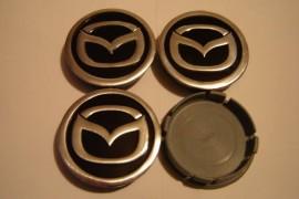 Imagens Centros de jantes Mazda 60mm