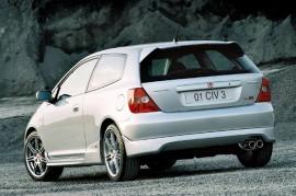 Difusor Honda Civic EP3 Type-R