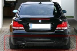 Difusor M Perfomance BMW E82