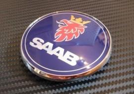 Imagens Emblema Saab 63mm