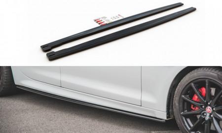 Imagens Extensão de embaladeiras Maxton Jaguar XJ X351