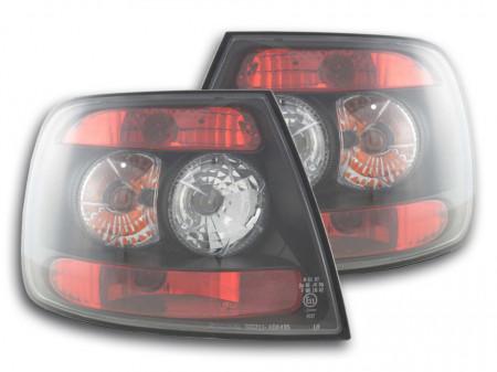 Imagens Farolins Audi A4 B5 Sedan 95-00 pretos