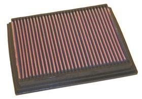 Imagens Filtro de Ar K&N Mercedes SLK R170 SLK200, SLK200 Kompressor, SLK230 Kompressor
