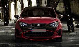 Grelha central inferior Seat Ibiza 6J BocaNegra