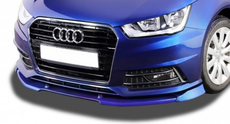 Lip frontal Audi A1 8X e A1 8XA Sportback S-Line (01/2015 +)