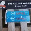 Almofadas de Cintos Opel
