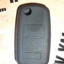 Capa de chave protectora em silicone Seat 3 botões