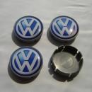 Centros de jantes VW 58/55mm