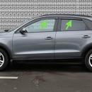 Chuventos Audi Q3 4 portas