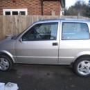 Chuventos Fiat Cinquecento