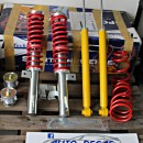 Coilovers Ta-technix Ford Focus 2004-2010 carro mk2