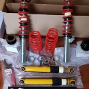 Coilovers V-maxx Peugeot 208 Ø 47mm incl GTI