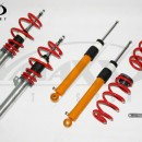 Coilovers V-Maxx Xxtreme Vw Golf 5 Plus/Variant 1.4/TSi/1.6/2.0/2.0T/DSG/1.9TDi excl.4Motion