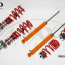 Coilovers V-Maxx Xxtreme Vw Polo 9N