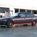 Embaladeiras BMW E34 M5