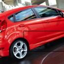 Embaladeiras Ford Fiesta Mk7 5 portas 2008-2012