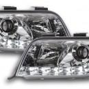 Farois cromados Audi A6 C5 4B cromados