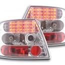 Farolins Audi A4 B5 Sedan LED cromados 95-00