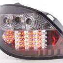 Farolins LED Opel Astra H 5 portas pretos