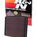 Filtro de Ar K&N Vw Passat 3B B5 1.6i, 1.8i, 2.3i, 2.8i, 1.9d  1996-2000