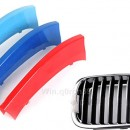 Grelhas com listas BMW X4 ///M em plastico