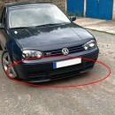 Lip Cupra adaptavel em Vw Golf 4