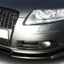 Lip frontal Audi A6 4F -2008 S-Line