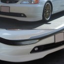 Lip frontal Honda Civic EM2