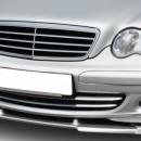 Lip frontal Mercedes W203 -03/2004