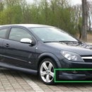 Lip Frontal Opel Astra H GTC