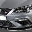 Lip frontal Seat Leon 5F FR + Cupra + Cupra 300 Facelift 2017+