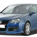 Lip frontal Vw Golf 5 GT GTI GTD