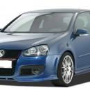 Lip frontal Vw Golf 5 GT GTI GTD