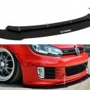 Lip frontal Vw Golf 6 GTI 35TH