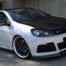 Lip frontal Vw Golf 6 R